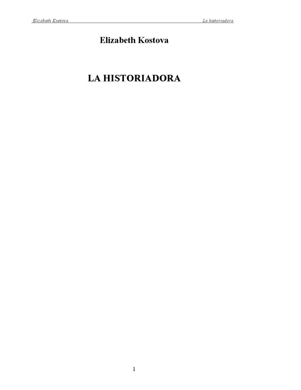 la historiadora by manuel vazquez - issuu