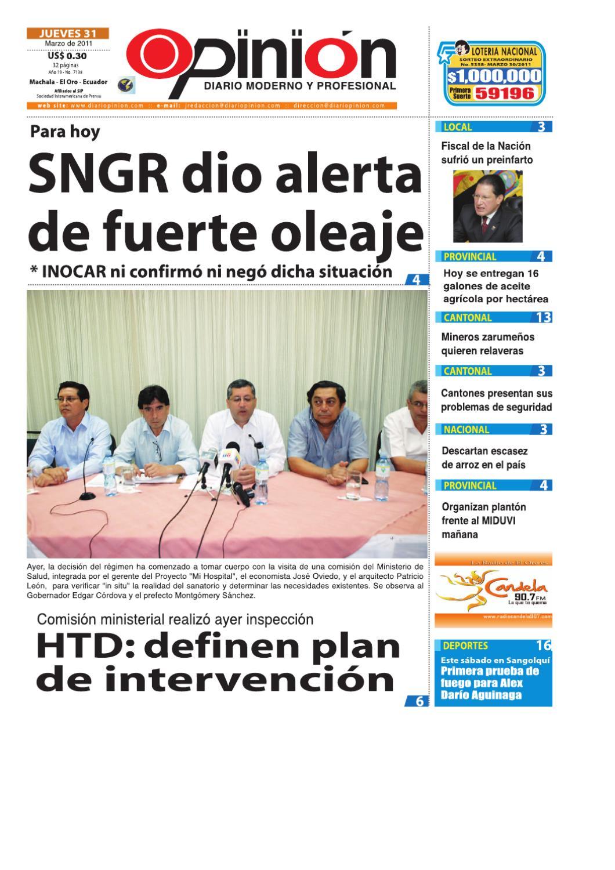 Diario Opinio-Edicion Impresa by Diario Opinion - issuu