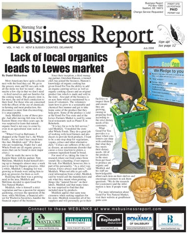 morning star business report