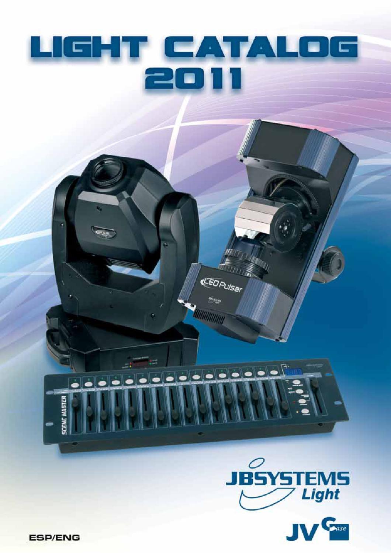 Catalogo Iluminacion Jb Systems 2011 By Hogatica Issuu Baja Designs Led Hid Universal Wiring Harness Splitter 2light 3pin