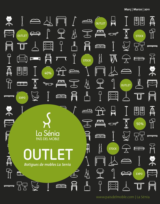 Liquidaci N Outlet Muebles Exposici N La S Nia Pa S Del Mueble  # Muebles Ulldecona