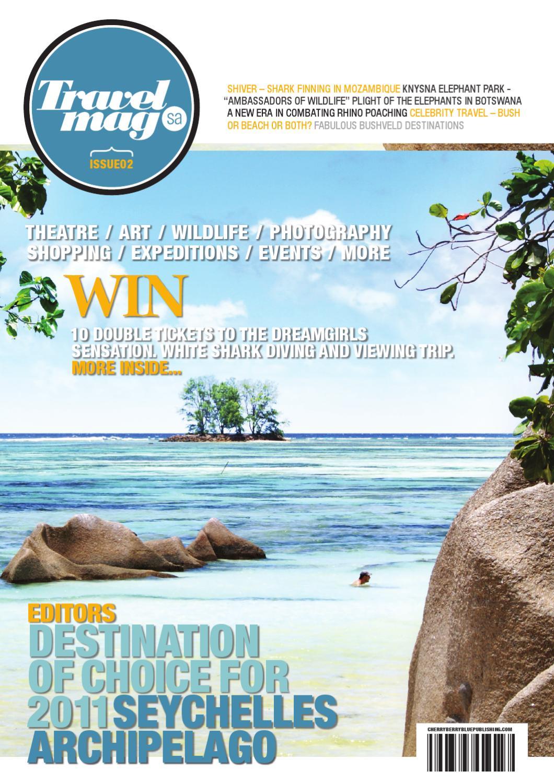 TravelMagSa Issue02 by TravelmagSA Finding Fabulous - issuu