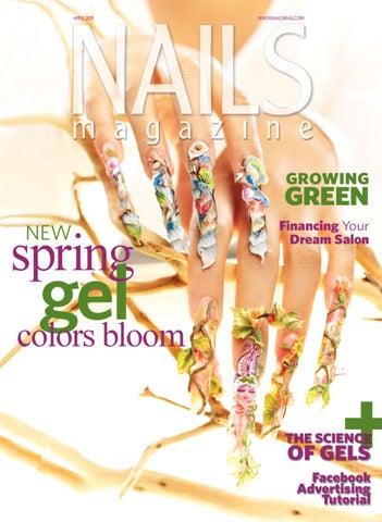 Artificial Nail Tips Pearl White No.8 Independent Nsi Express Nail Tips 50ct
