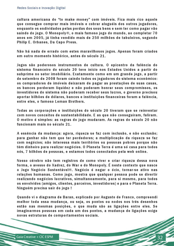 Livro colaborativo de Redes Sociais e Inovação Digital by Gaia Creative -  issuu 5797044e76af0
