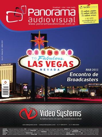 Panorama Audiovisual Ed.02 - Abril de 2011 by VP Group - issuu 58aa9fbc01ac6