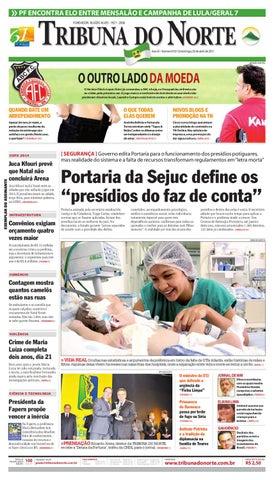 83cb3366c9 Tribuna do Norte - 03 04 2011 by Empresa Jornalística Tribuna do ...