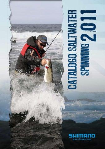shimano italy catalogues by shimano europe fishing holding bv - issuu, Fishing Reels