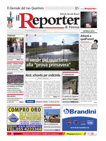 Il reporter-q5-aprile-2011 by ilreporter - issuu 3bc3f0169ba
