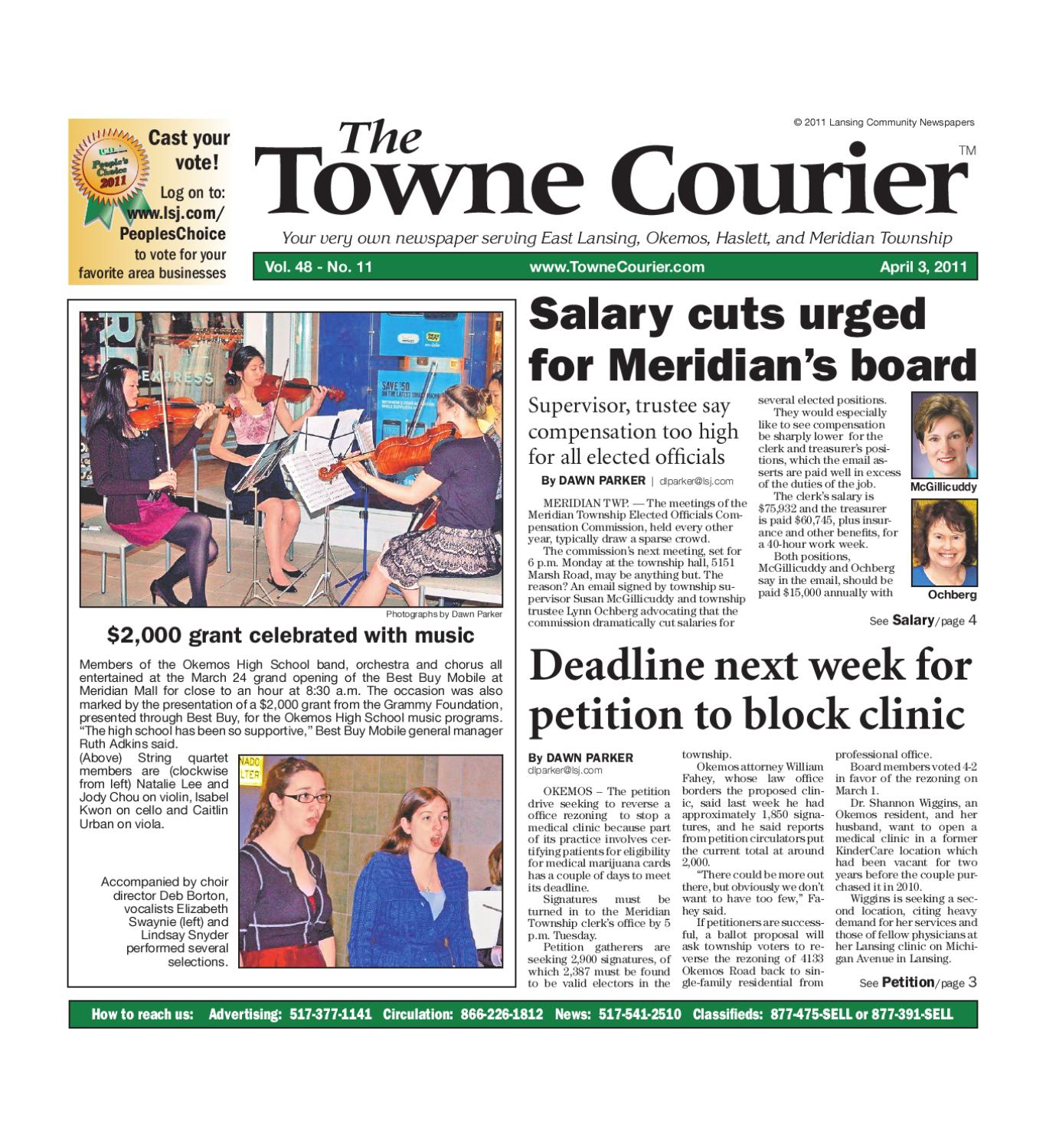 page_1 the towne courier by lansing state journal issuu  at soozxer.org