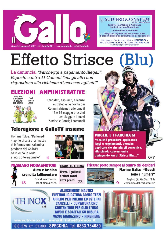 Il Gallo Nr 07 Del 02 04 2011 By Giornale Ilgallo Issuu