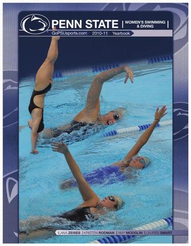 Lara Von Seelen Diving