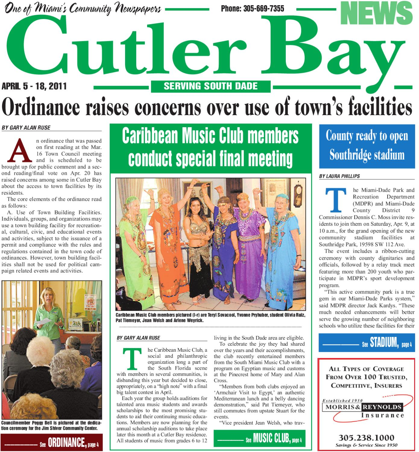 Town Of Cutler Bay Building Permit
