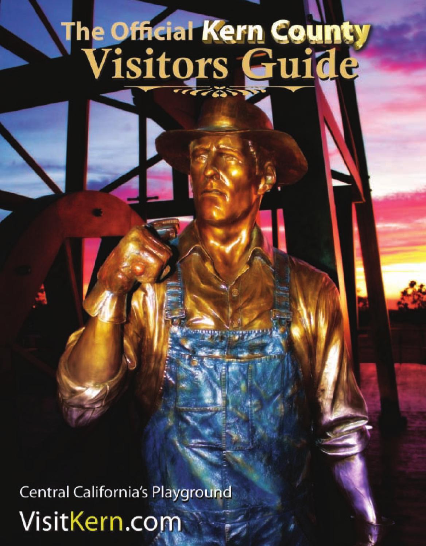 Kern County Visitors Guide 2011 By Cody Brutlag Issuu