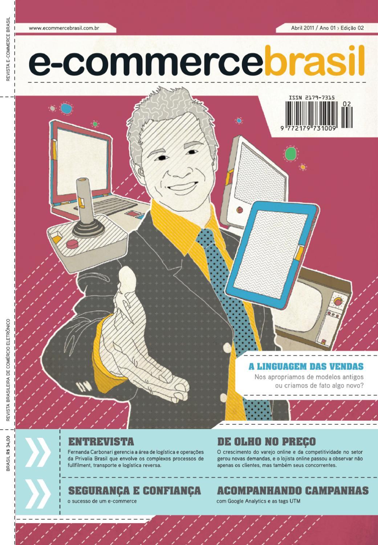 Revista E-Commerce Brasil - 02 - Abril 2011 by E-Commerce Brasil - issuu 1769360081