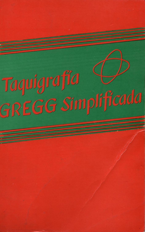 Taquigrafia Gregg Edicion Simplificada Libro de Texto mas ...