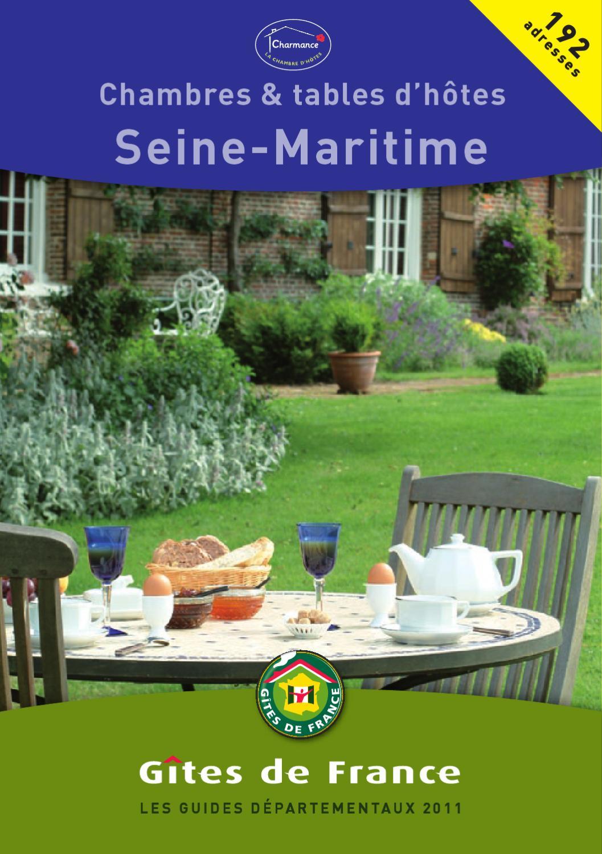 Chambres d 39 h tes g tes de france en seine maritime - Chambre d hotes seine maritime ...