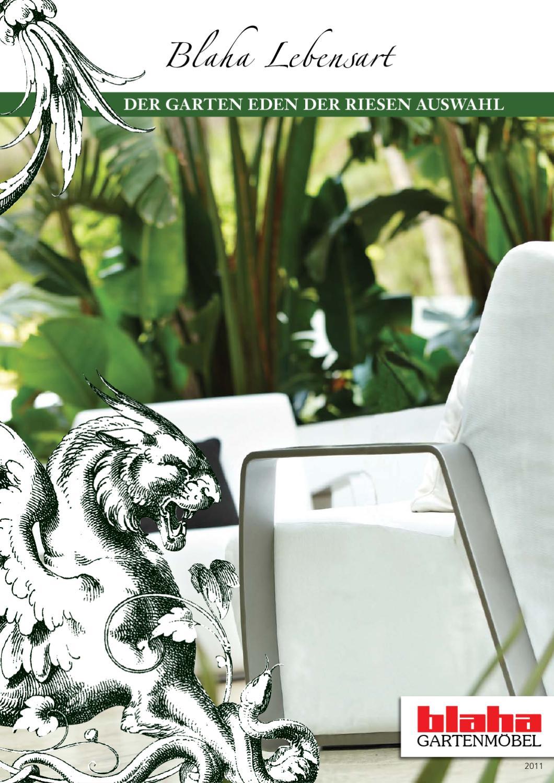 blaha gartenm bel 2011 katalog by blaha gartenm bel gmbh issuu. Black Bedroom Furniture Sets. Home Design Ideas
