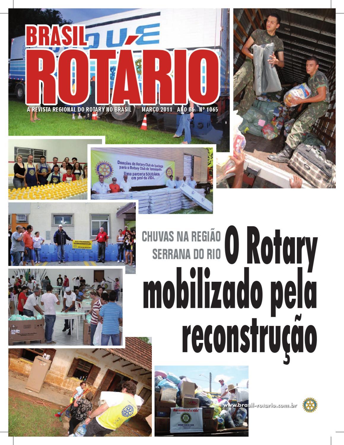 Alyce Perigosa revista brasil rotário março 2011alberto claro - issuu