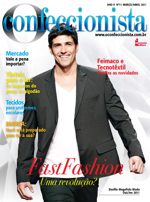 8cb2be1c65510 O Confeccionista ED11 by O Confeccionista - issuu