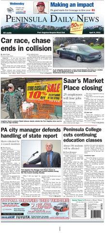 e7fde0b1ed Clallam 04062011 by Peninsula Daily News   Sequim Gazette - issuu