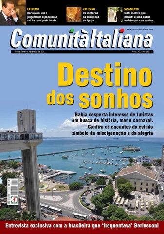 Revista Comunità Italiana Edição 152 by Comunita Italiana - issuu 7e4b4dfe43cac