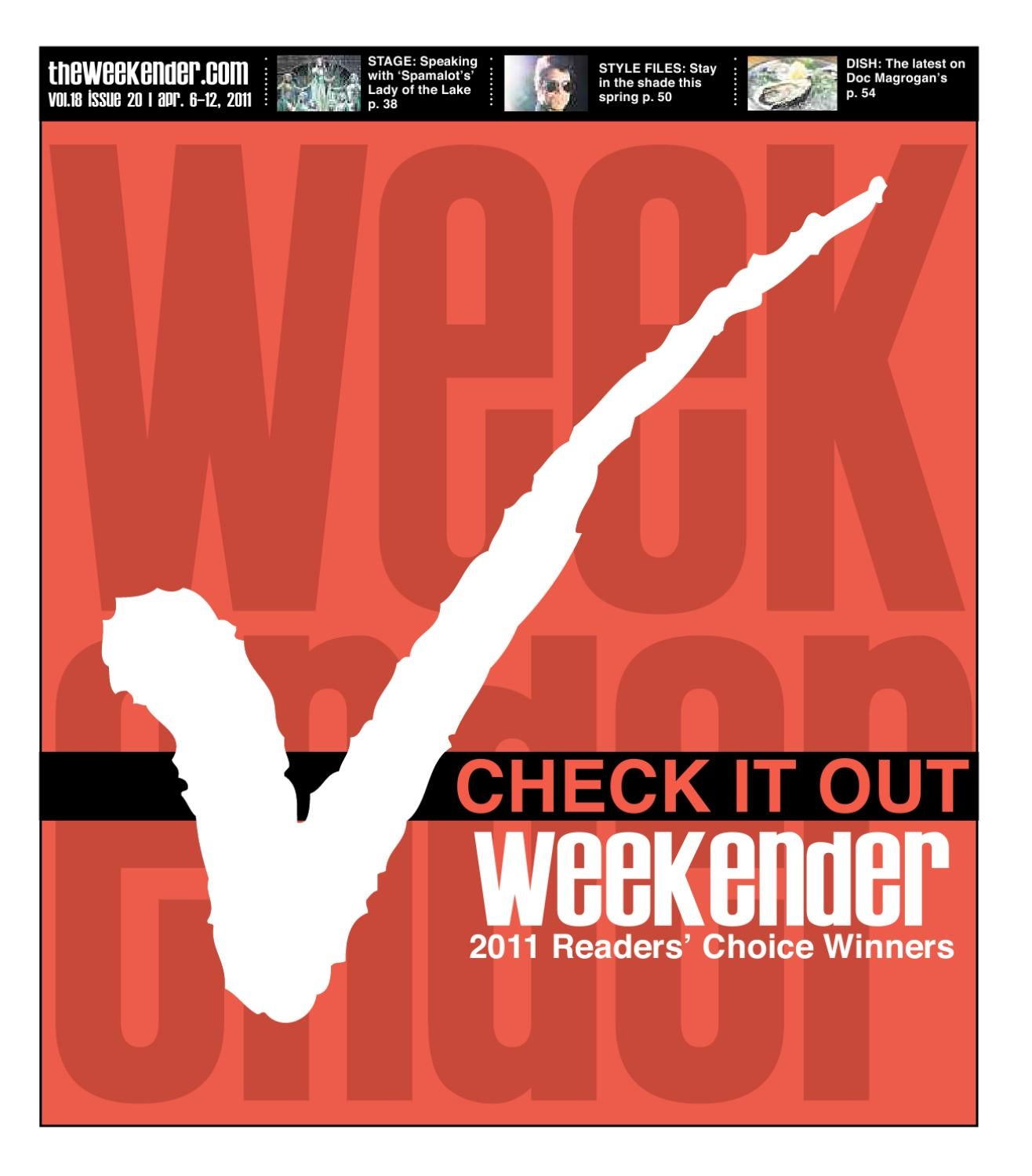 bf417ef216b The Weekender 04-06-2011 by The Wilkes-Barre Publishing Company - issuu