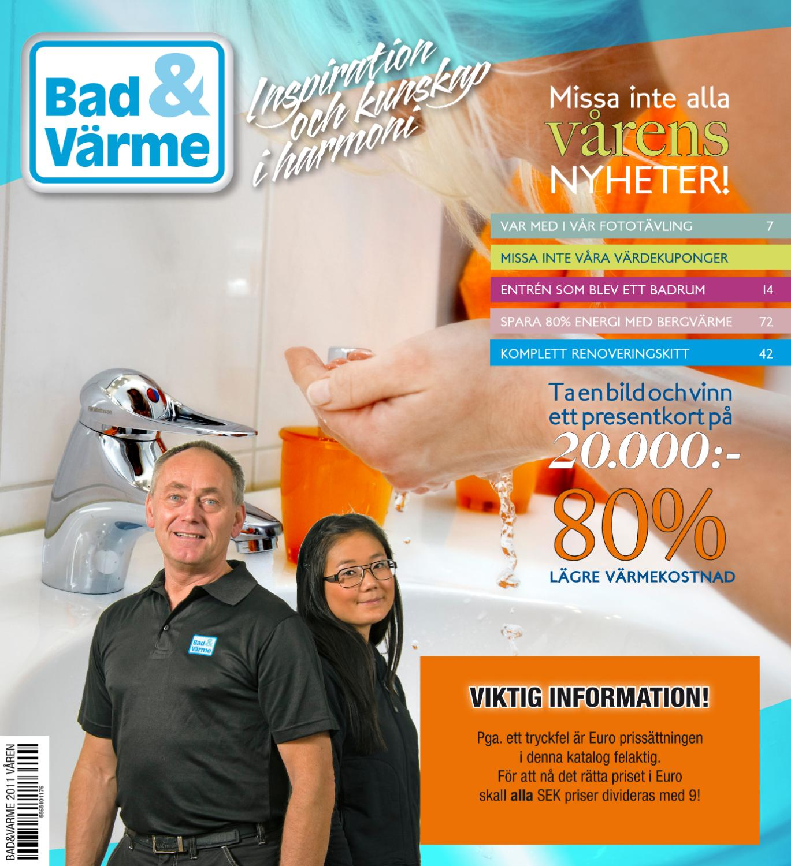 Bad Vrme Katalog 2017 By Fridholm Partners Issuu Printed Circuit Board Mnsterkort Tjocka Lager Koppar Utformning Vren 2011