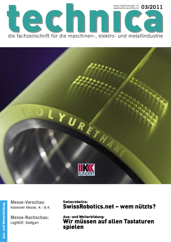 Technica 2011/03 by AZ Fachverlage AG - issuu