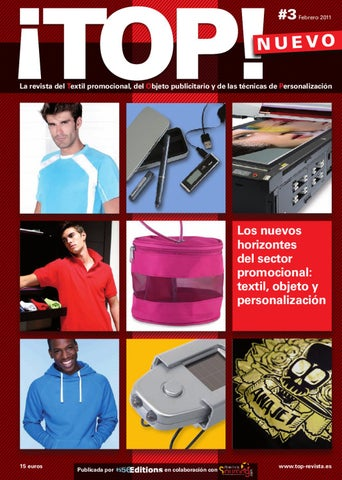 TOP! revista  3 by 656 Editions - issuu 17f0b7e9896d2