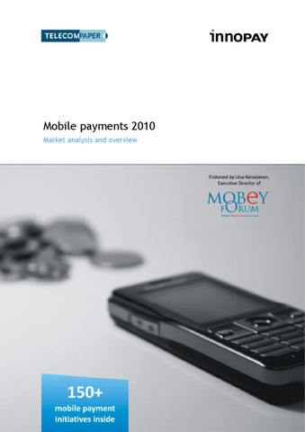 Innopay Mobile Payments by ferra christophe - issuu