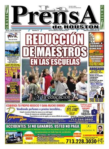 LA PRENSA DE HOUSTON 478 by La Prensa de Houston - issuu