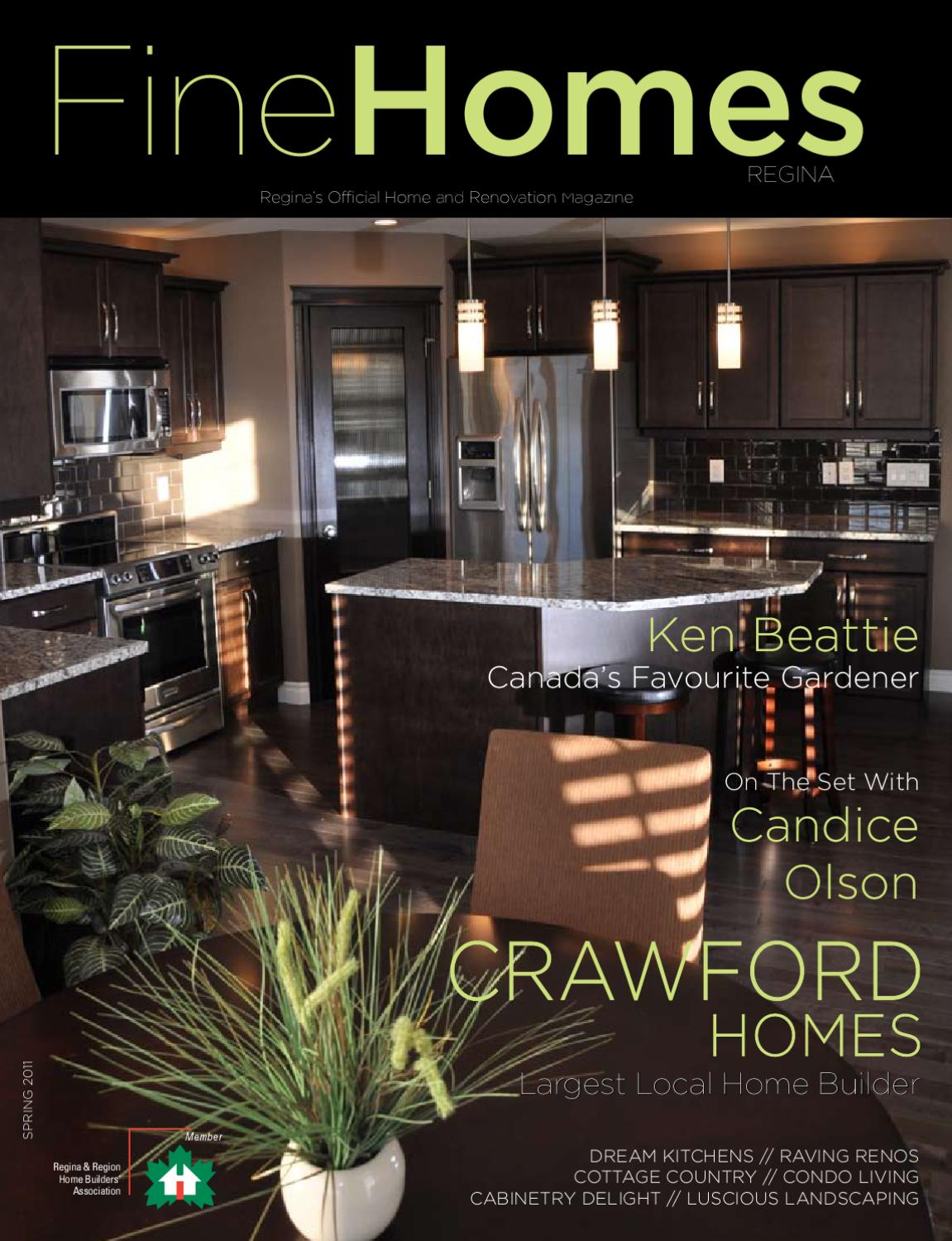 FineHomes Regina Spring 2011 by Fine - issuu