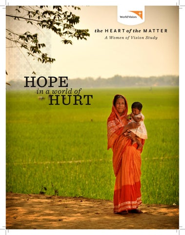 Hope In A World Of Hurt Bible Study Guide By Laurie Delgatto Issuu