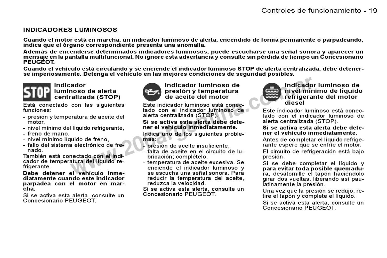 manual peugeot 206 by gustavo pereyra issuu. Black Bedroom Furniture Sets. Home Design Ideas