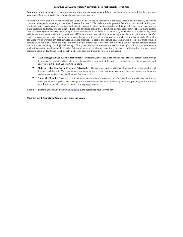 [SCHEMATICS_4FR]  104 Laserline Car Alarm Wiring Diagram | Wiring Resources | Laserline Car Alarm Wiring Diagram |  | Wiring Resources