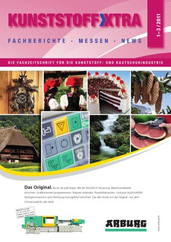 KunststoffXtra Heft 1 32011 by SIGWERB GmbH issuu