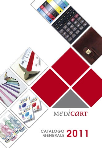 2655a55849 Catalogo Medicart 2011 by grAPhica - issuu