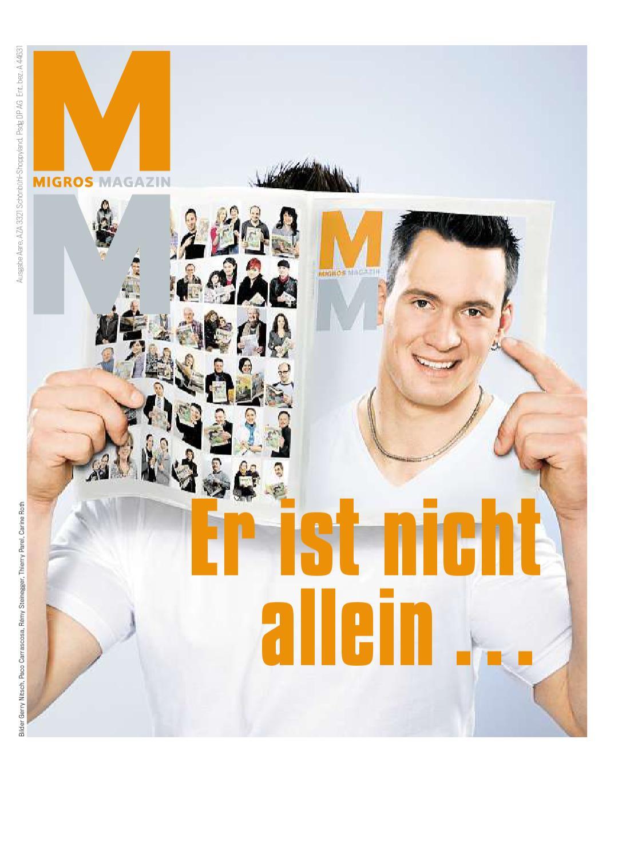 E-Paper Migros Magazin by Edition Renteria - issuu