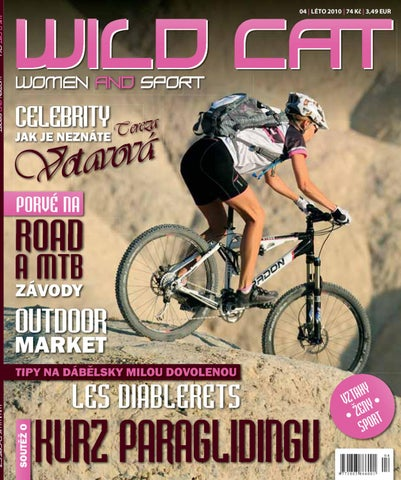 WILD CAT 04 - léto 2010 by SLIM media s.r.o. - issuu d65690b072f