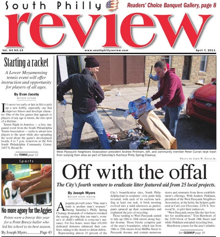 South Philly Review 4 7 11 By