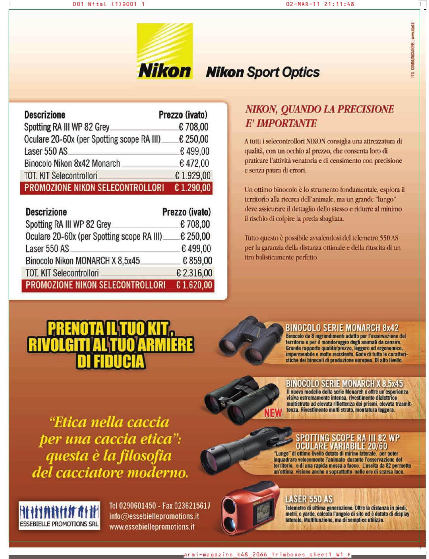 armi magazine aprile 2011 by Gianluigi Guiotto - issuu 2365e0067d25