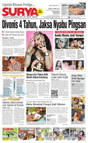 Surya Edisi 8 April 2011