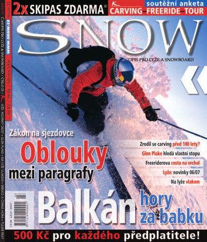 ab931b3e105 SNOW 25 - březen 2006 by SNOW CZ s.r.o. - issuu