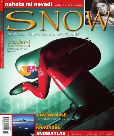 SNOW 46 - březen 2009 by SNOW CZ s.r.o. - issuu 5121c1e35b