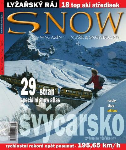 SNOW 07 - říjen 2003 by SNOW CZ s.r.o. - issuu cd24e70015