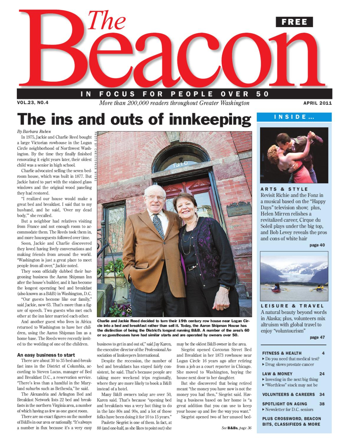 12966af43 April 2011 DC Beacon Edition by The Beacon Newspapers - issuu