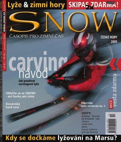 SNOW 17 - prosinec 2004 by SNOW CZ s.r.o. - issuu ea677868bcc