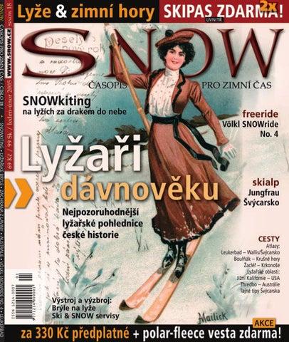 SNOW 24 - leden-únor 2006 by SNOW CZ s.r.o. - issuu 3dc8d5a1d0