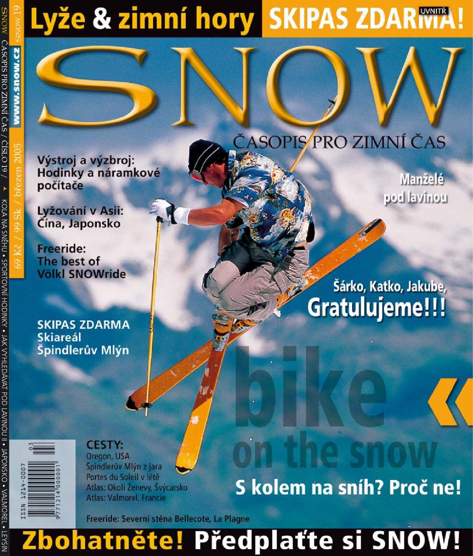 SNOW 19 - březen 2005 by SNOW CZ s.r.o. - issuu f9c89abb99