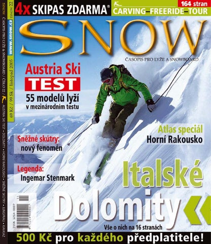 ab20daa29e6 SNOW 22 - listopad 2005 by SNOW CZ s.r.o. - issuu